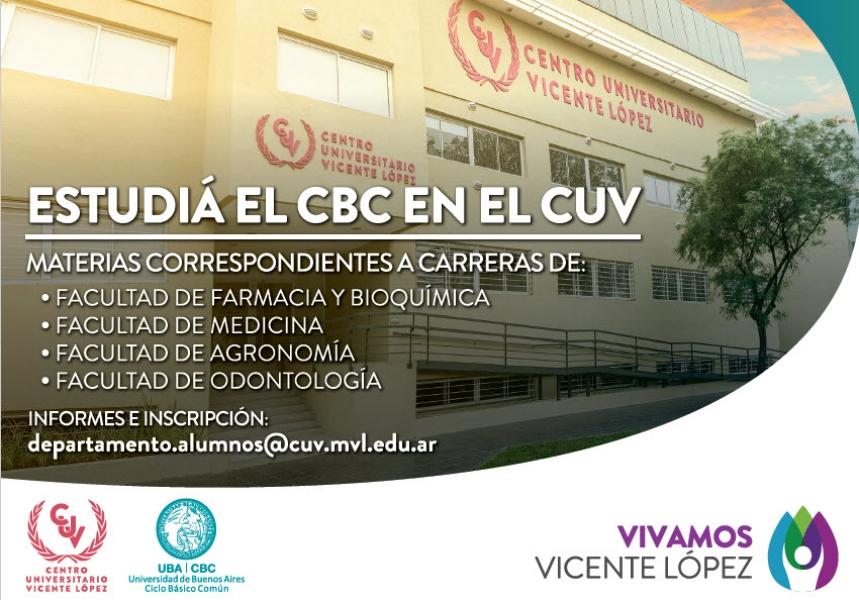 INSCRIPCIÓN AL CBC 2018 - 2º CUATRIMESTRE
